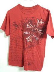 †クロス系Tシャツ S