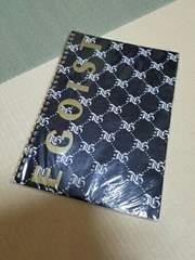 新品☆EGOIST/エゴイスト☆リングロゴノート☆文具/ゆうメール送料¥80