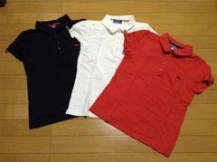 バーバリー ブルーレーベルポロシャツ3枚セット超美品