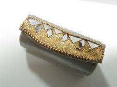 新品◆GOLD&silverキラキララメ印鑑ケース定価¥980
