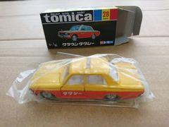 クラウンタクシートミカ1/65ミニカー