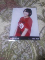 AKB48  紅白対抗歌合戦仲谷明香特典写真