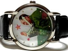 極レア??毛沢東【中華人民共和国】手振り 自動巻き 腕時計
