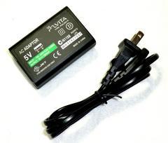 PSvita☆ACアダプター 充電器USBケーブル/コンセント充電☆f24