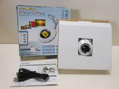4911◆1スタ◆未使用品 USB充電式 カラー液晶ディスプレイ デジタルフォトフレーム