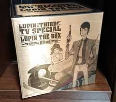 『ルパン三世 TV SPECIAL LUPIN THE BOX』<Blu-ray Disc>