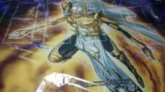 遊戯王 20th ANNIVERSARY SET プレイマット&限定 マハードプレイマット
