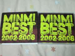 CD MINMI ベストアルバム MINMI BEST 2002ー2008
