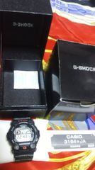 カシオG-7900Gショック腕時計タイドグラフ