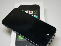 ◆安心保証◆判定○◆新品即決◆iPhone5s 16GB グレー ブラック