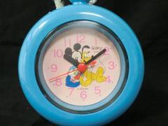 値下!新品!ディズニーミッキーマウス時計ミッキー&プルート防滴
