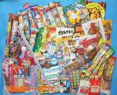 ■駄菓子屋さん応援■人気の駄菓子1080円分詰合せ! らく便600円