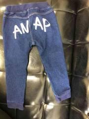 ANAP KIDS/デニムレギンス