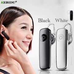 Bluetooth イヤホン ワイヤレス イヤホンマイク 方耳 ブラック
