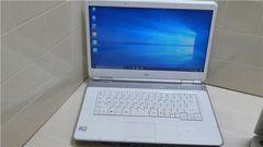 Lavie LL700/V Core2Duo 2.53GHz 4GB 500GB 無線 マルチ Win10