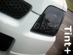 Tint+再利用OK ワゴンR MC22S/MC21Sヘッドライト スモークフィルム