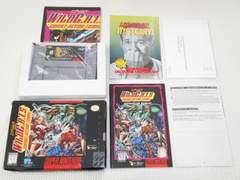 SFC★JIM LEE'S WILD C.A.T.S COVERT-ACTION-TEAMS SNES 海外版
