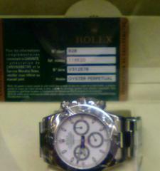 再出品なしロレックスデイトナ腕時計