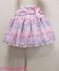 Angelic Pretty Melty Sky SK リボンクリップ ピンク 新品