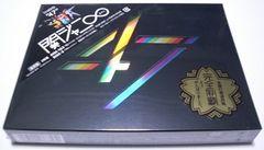 新品*関ジャニ∞エイトレンジャー 47 3枚組DVD-BOX LIVE35曲 寝起きドッキリ