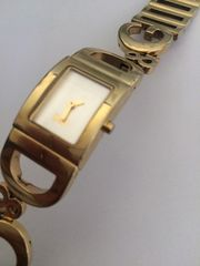 ●1コインスタート●ドルチェ&ガッバーナ Gold 時計