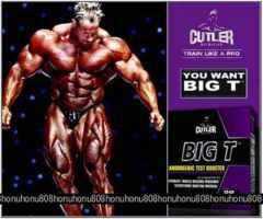 世界王者ジェイカトラー BIG T 最強 テストステロンブースター 筋肉増強 サプリメント