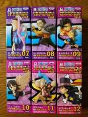 ワンピース ワールドコレクタブルフィギュア -ヒストリーリレー 20TH- vol.2 全6種