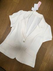 W☆新品&即決.PRIME PATTAN.ビジューボタンのジャケット/7,128円