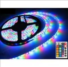 ★16色★ LED テープライト 5m 300連 リモコン