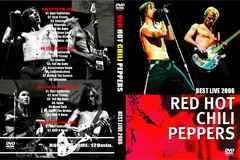 ≪送料無料≫RED HOT CHILI PEPPERS BEST LIVE 2006 レッチリ