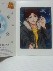 ★テニスの王子様スペシャルブロマイドPart19冬のおくりもの19R-4菊丸英二