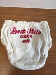 新品未使用 子供用パンツ下着 いちごのプリント 90センチ