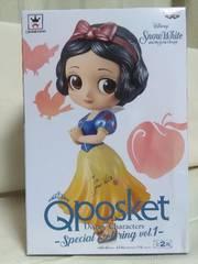 Qposket Disney Characters 白雪姫