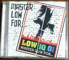 (CD)LOW IQ 01☆MASTER LOW FOR...★即決価格♪