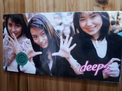 deeps*ラブイズリアル*CDシングル*美品☆LoveisReal☆