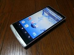 特価品!!超美品 SH-09D AQUOS PHONE ZETA ホワイト LTE Xi