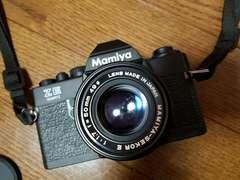 Mamiya★ZE★QUARTZ★カメラ★ブラック