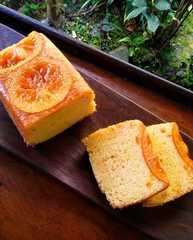 *オレンジケーキ*
