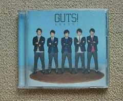 嵐 CD+DVD 初回盤 GUTS!