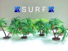 ヤシの木インテリア 3.5�p★椰子*サーフ*ハワイアン【8個】★南国 オブジェ