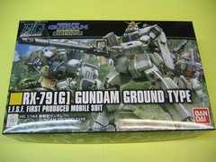 1/144 HGUC No.210 陸戦型ガンダム リバイブ版 第08MS小隊