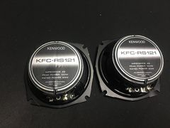 ケンウッド KFC-RS121 2wayスピーカー 12cm