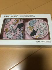ポール&ジョー☆シルキープレストパウダー☆04