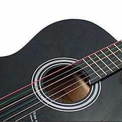 新品■レインボーカラー アコースティックギター弦 切手払い可能