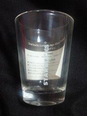 STARBUCKS スターバックス Letter Logo Glass 耐熱 グラス ショート 140 ガラス