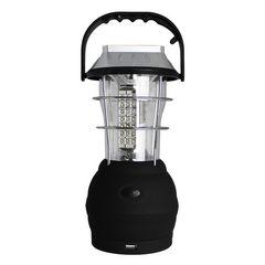 【新品】ダバダ LEDランタン 63灯 ソーラー&手動発電ダイナモ