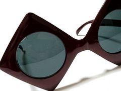 【一点もの】良品 大型 デカサングラス【超個性的なデザイン】