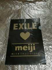 EXILE クリァファイル 未使用