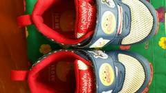 アンパンマンミュージアムにて購入アンパンマン靴15�p