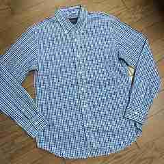 美品Collective チェックシャツ Mens Bigi
